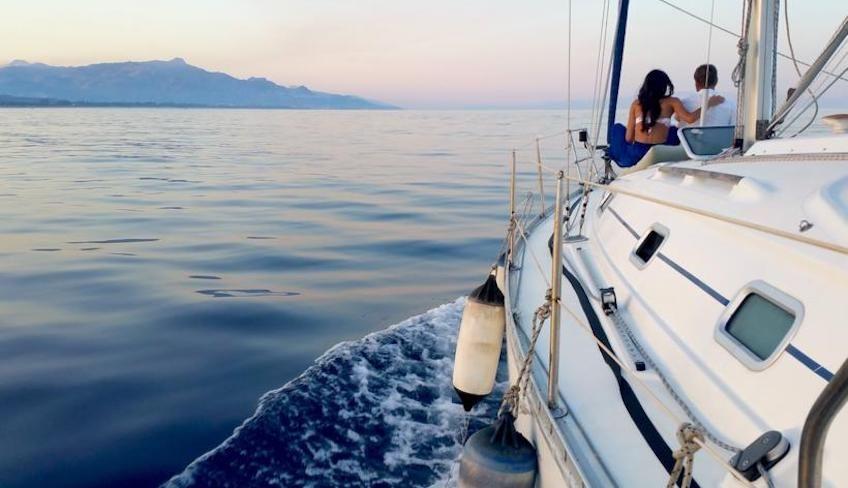 Катание на лодке Катания -