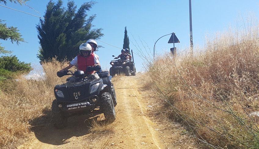 Аренда квадроциклов в Агридженто - Экскурсии в Агридженто