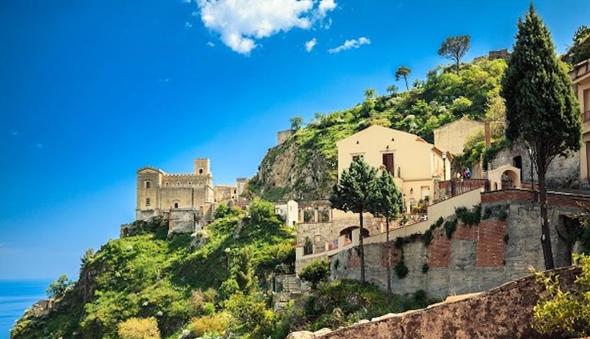 10 дней на Сицилии