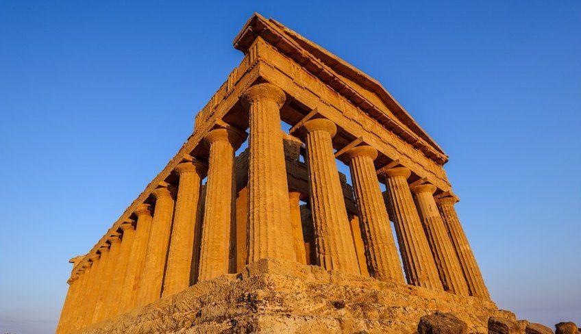 8 дней на Сицилии -