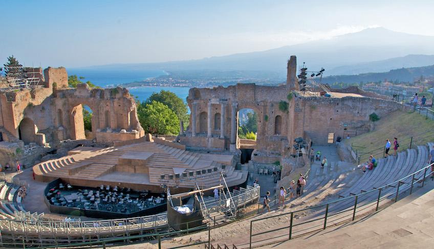 6 дней на Сицилии