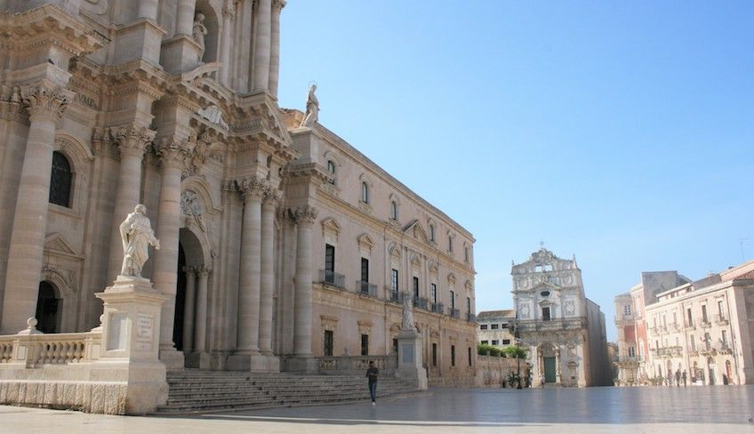 6 дней на Сицилии -