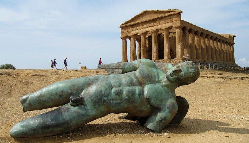 5 дней на Сицилии