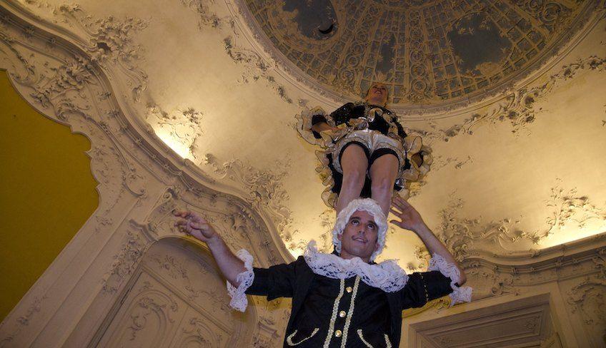 Тимбилдинг на Сицилии -