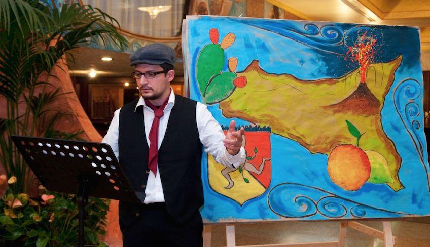 Мероприятия Сицилия -
