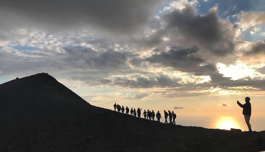 Экскурсия Стромболи - Треккинг Стромболи