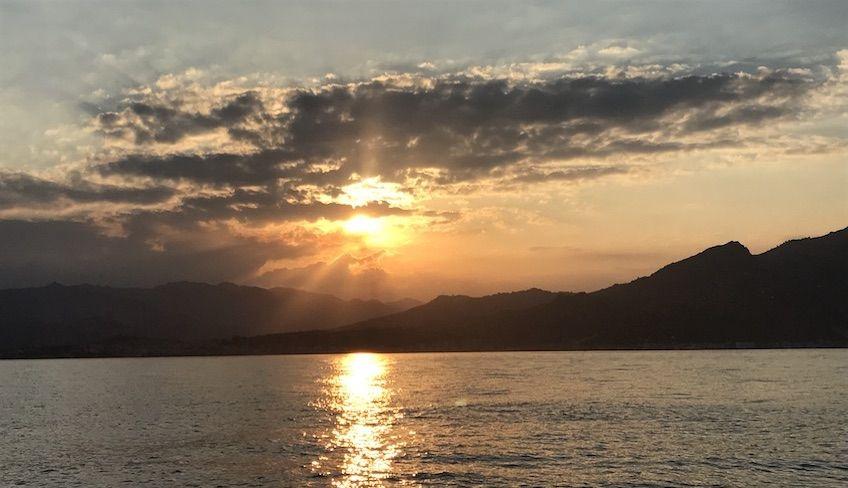 Экскурсия на лодке в Таормине -