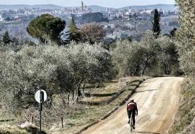 велотур центральная Сицилия путешествия на велосипеде экскурсии на велосипеде горы Эреи