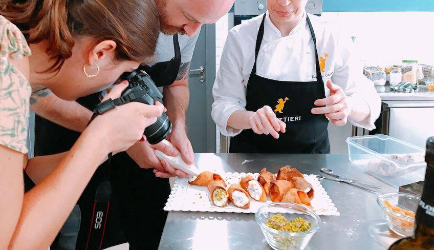 кулинарные курсы в катании сицилия -