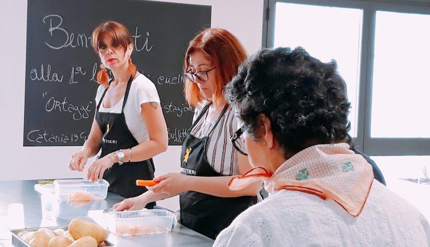 Урок кулинарии Катания -