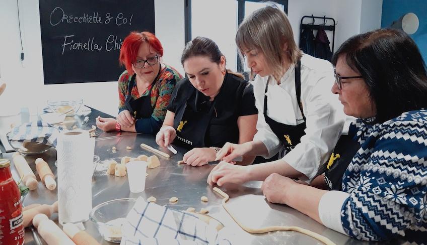 Кулинарные курсы на Сицилии