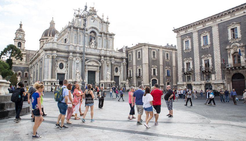 праздник Сицилии -
