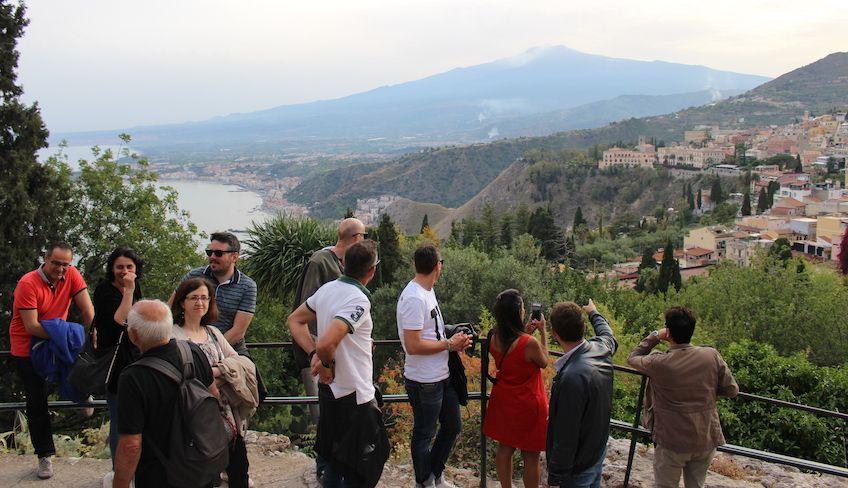 Сицилия короткие отпуск -