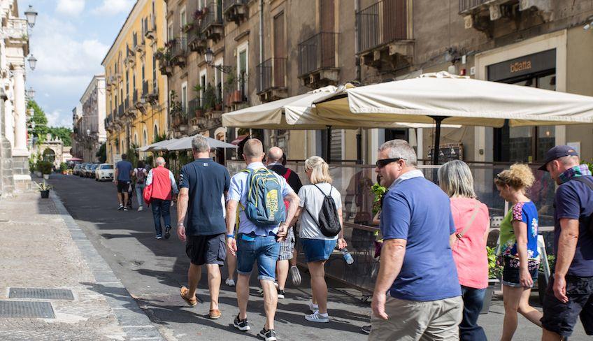 неделя на Сицилии -