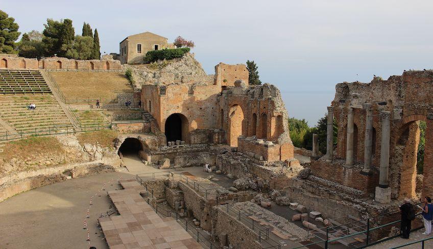 Тур на Сицилию -