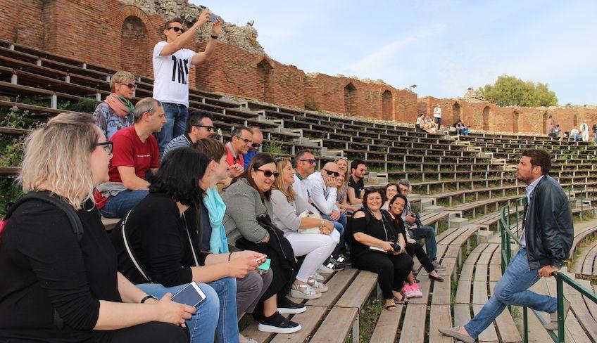 Горящий тур на Сицилию -