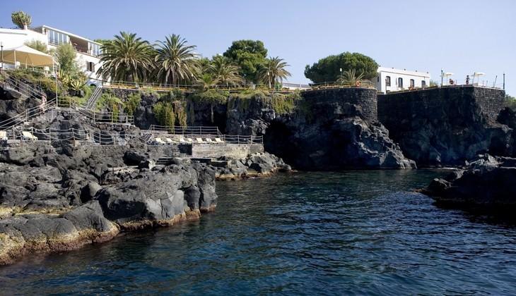спа выходные Сицилия - спа предложение сицилия