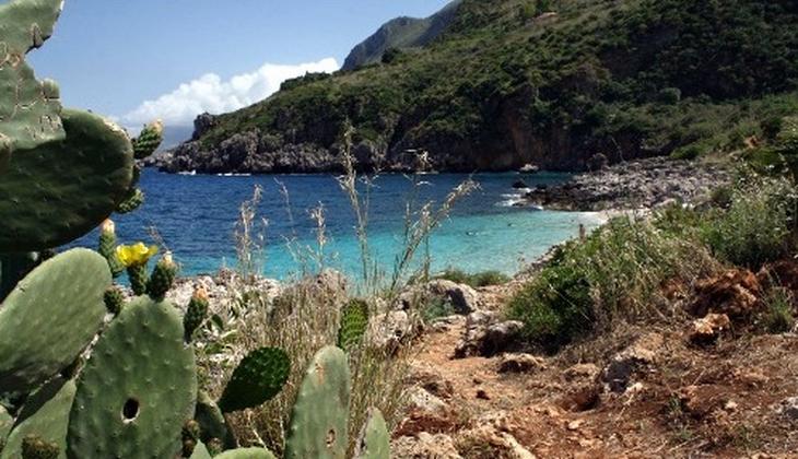 Треккинг тур горные экскурсии природа Сицилии природа