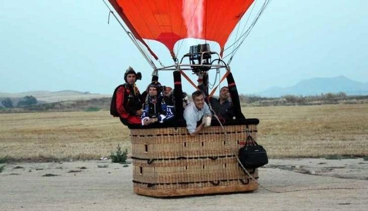 аренда воздушного шара - полет на воздушном шаре
