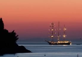 аренда корабля проведение мероприятия на море на Сицилии сицилия