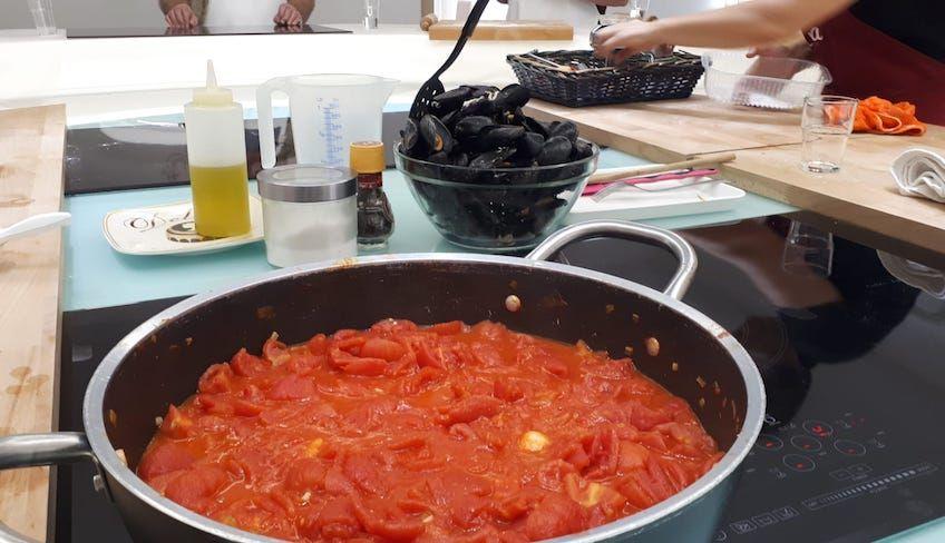 Кулинарные занятия Катания - рецепты Сицилия
