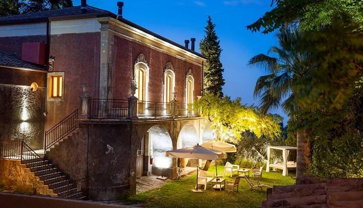 Центр массажа Сицилия оздоровляющий отдых катания спа отдых сицилия Этна