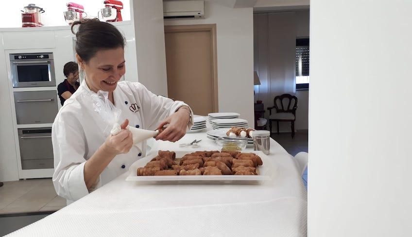 Кулинарная Школа Отдых на Сицилии - Кулинарные занятия Катания