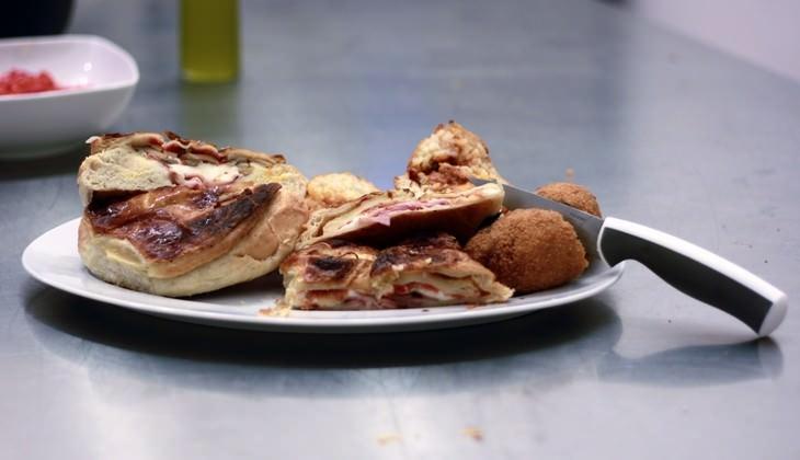 Кулинарные занятия Катания - приготовление еды сицилия