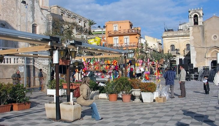 подняться на этну - туры на Сицилии
