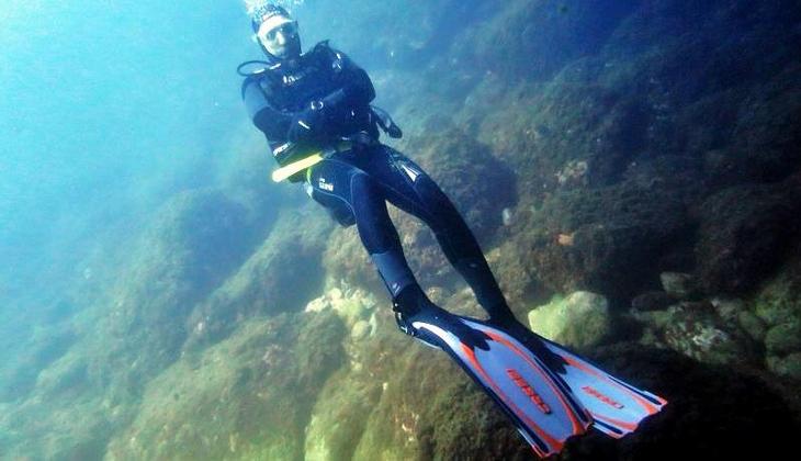 дайвинг Сицилия подарок сицилия погружение под воду сицилия Таормина