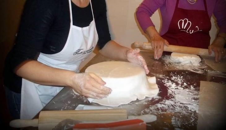 Сицилия торт - сицилийские сладости