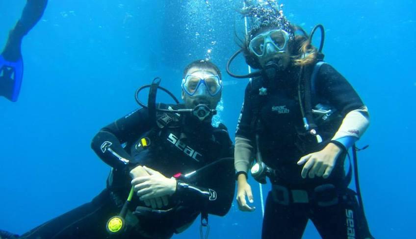 сноркелинг тур сицилия дайвинг активный спорт сицилия отдых на сицилии море