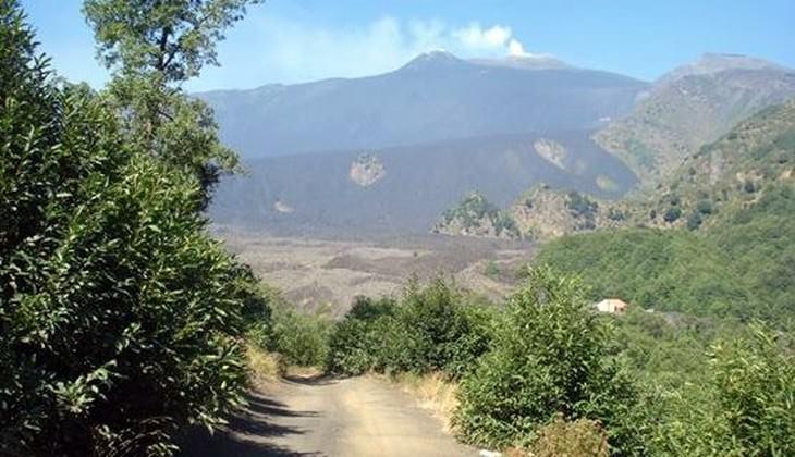экскурсия вулкан - вулканическая природа