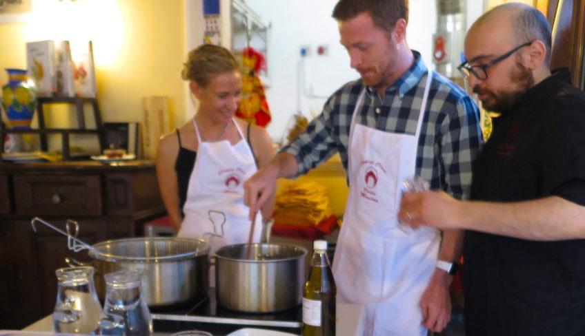 Кулинарный мастер-класс - Посетите Таормину
