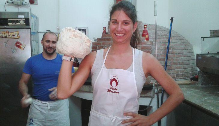 Посетить Таормину - итальянская еда