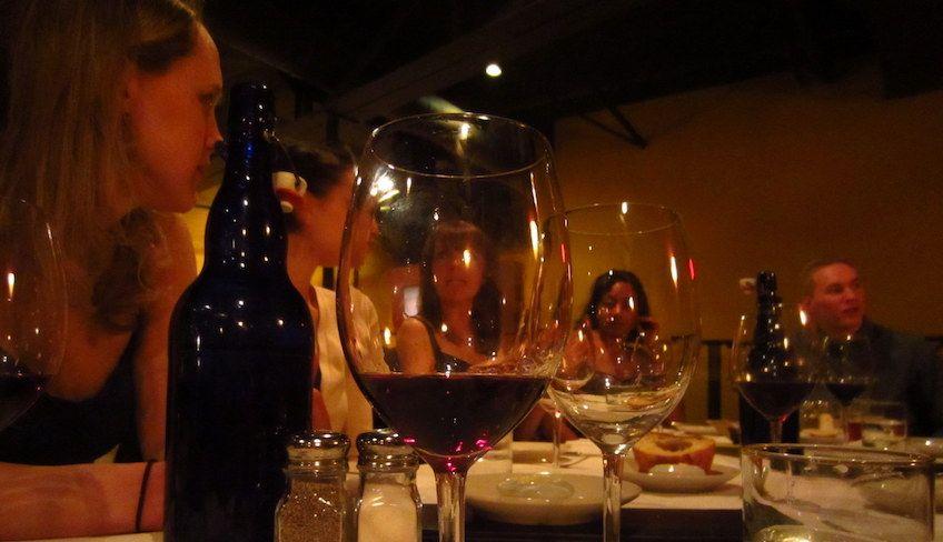 Дегустация вина в Италии - неро д'авола сицилия