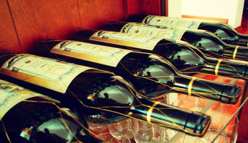 Винодельня в Мессине - красное вино сицилия