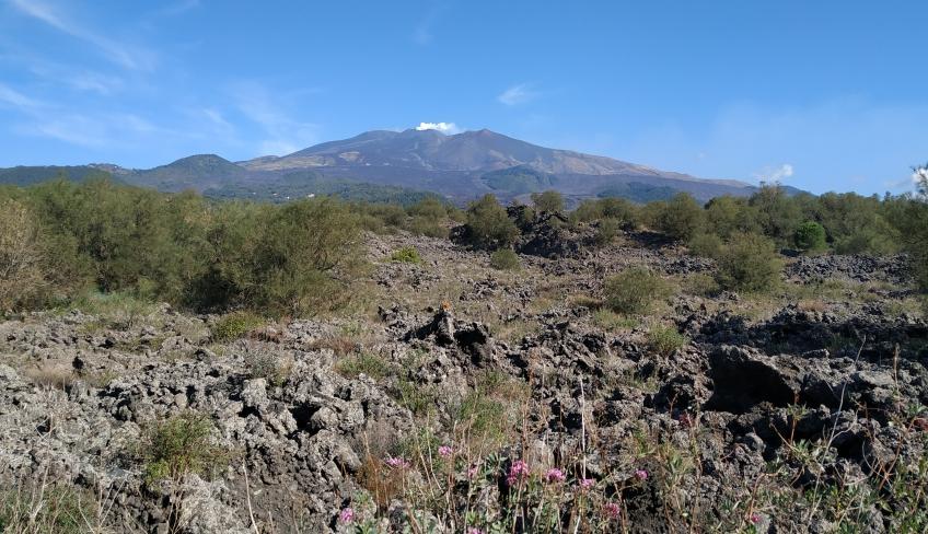 Etna e Alcantara in quad