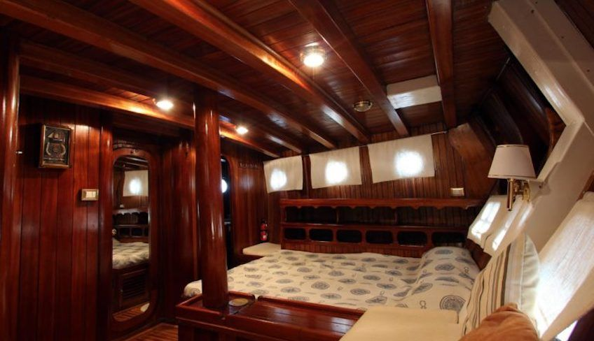 отдых на яхте - побывать на сицилии