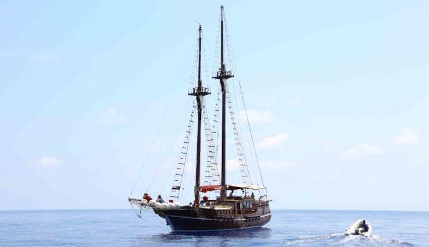 отдых на яхте побывать на сицилии узнать о вулкане эолийские острова