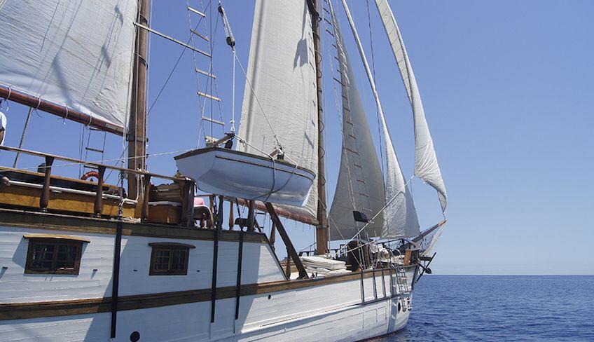 отпуск на яхте - релакс путешествие