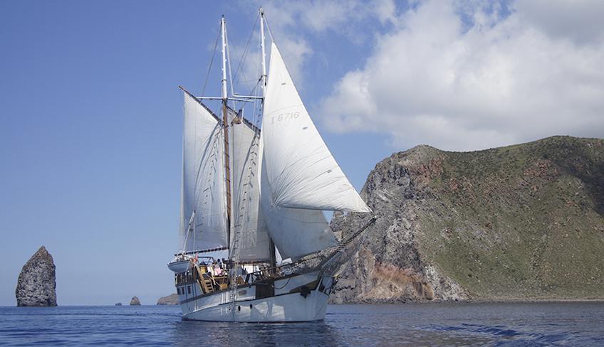 морской круиз отдых на сицилии - отпуск на яхте