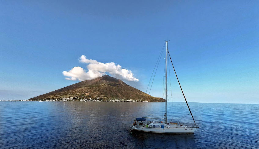 Морской круиз отдых на сицилии – круиз Эолийские острова