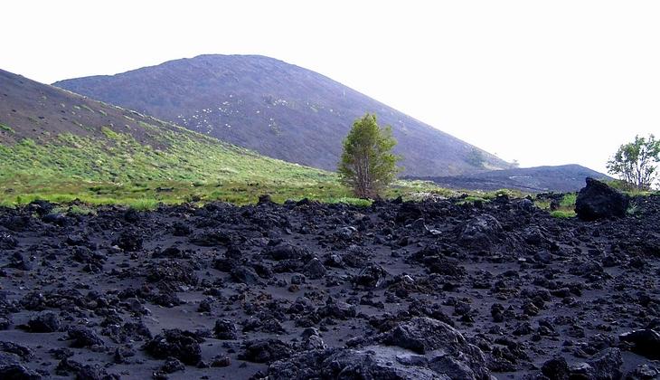 подъем вулкан сицилия сицилия природа отдых Сицилия Этна