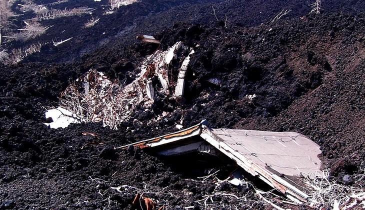 подъем вулкан сицилия - сицилия природа