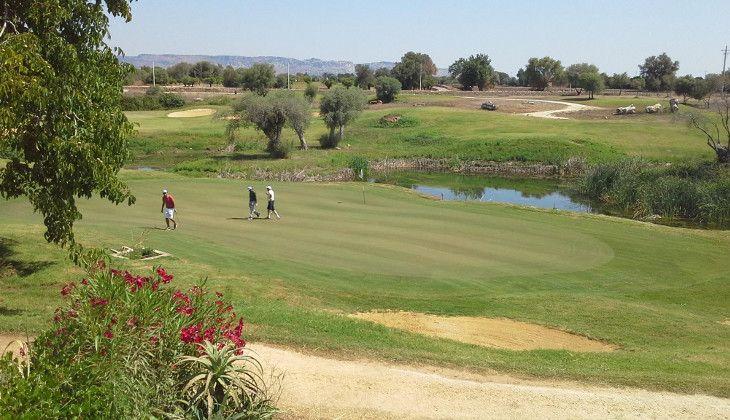 Отдых и Гольф - играть в гольф Италия