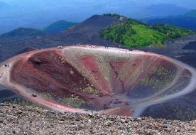трекинг вулкан вулкан сицилия термы организованные туры Этна