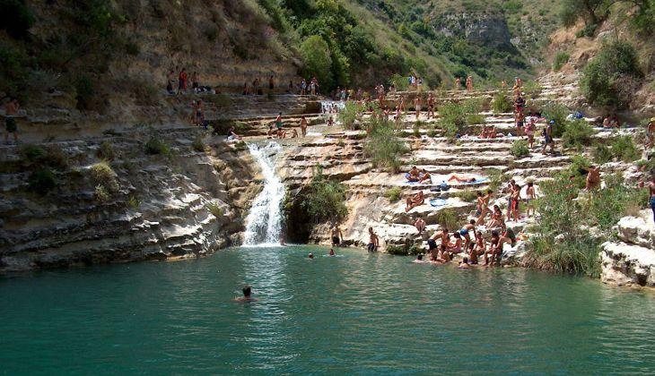 Поход Сиракузы - природный парк Сицилия
