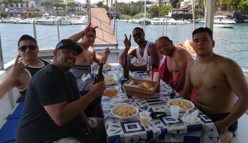 отпуск рыбалка - спорт Сицилия