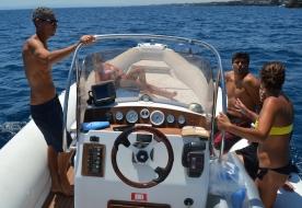 Экскурсии на яхте Отдых на Сицилии - Походы катания